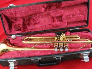Yamaha YTR2335 Trumpet, made in Japan