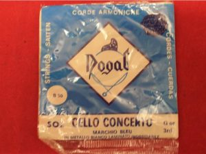 Dogal, Cello strings G or 3rd