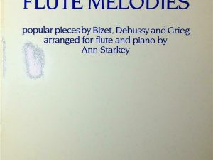 4 Flute Melodies for Flute
