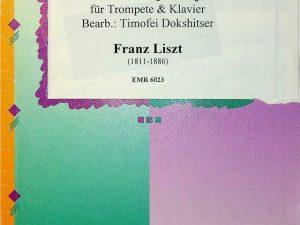 Romance: Oh! Quand je dors for Trumpet & Piano, Franz Liszt