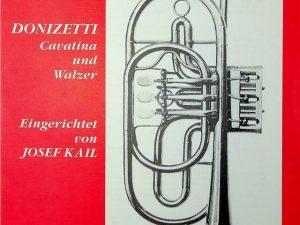 Donizetti Cavatina und Walzer for Trumpet & Piano