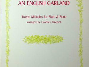 An English Garland (Flute & Piano)
