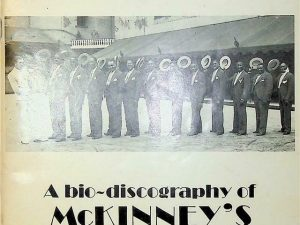 McKinney's Music A Bio-discography of McKinney's Cotton Pickers