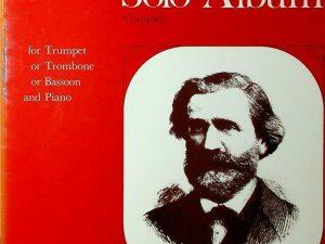 A Verdi Solo Album