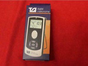 TGI Professional Digital Metronome M20