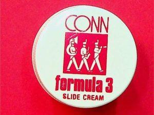 Conn Formula 3 Slide Cream