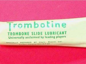 Trombotine Trombone Slide Lubricant