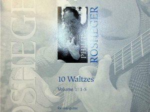 10 Waltzes Volume 1: 1-5
