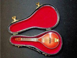 Minature Teardrop Mandolin