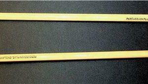 PP071 Bass Xylophone medium wool Beaters