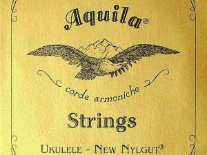 Aquila Ukulele Strings, Concert Ukulele BF7/2020