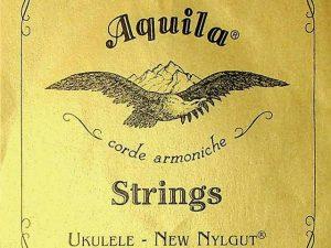 Aquila Ukulele Strings, Soprano Low G Ukulele BF5/2016