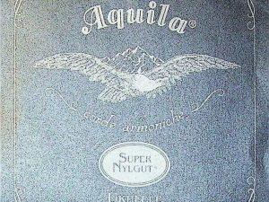 Aquila Ukulele Strings, Soprano Low G Ukulele BA2/2014