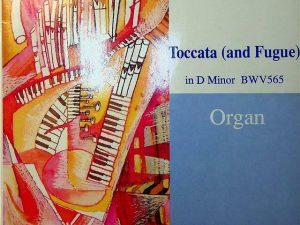 Toccatta and Fugue in D minor BWV565 Organ