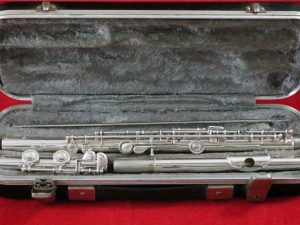 Westminster Besson Student Flute, 6 month guarantee, serviced to playing order