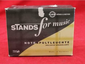K&M 12255 Light for Music Stand