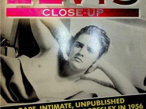 Elvis Close Up