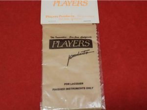 Players Products, Cleaning Cloth