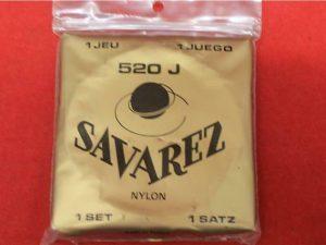 Savarez 520J Traditional String Set Super High Tension
