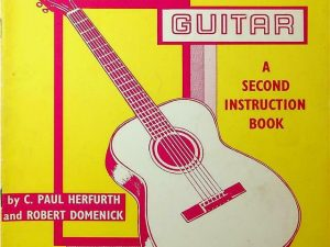 A Tune a Day for Guitar, A Second Instruction Book