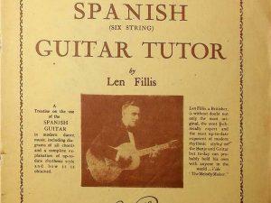 "The ""Melody Maker"" Spanish Six String Guitar Tutor"