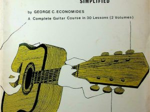 Volume Two The Study of The Guitar Simplified