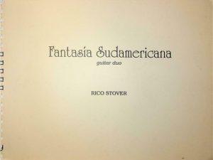 Fantasia Sudamericana Guitar Duo