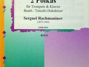 2 Polkas For Trumpet & Piano, Serguei Rachmaninov