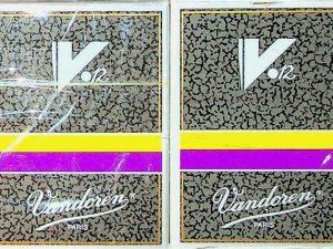Vandoren V12 Clarinet Reed 4 Qty 20