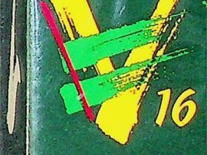 Vandoren V16 Tenor Sax Reeds 3.5 Qty 5