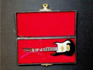 Minature Electric Guitar