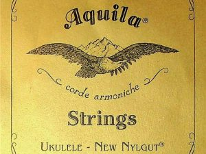 Aquila Ukulele Strings, Tenor Ukulele MC8/2017
