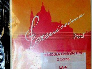 Dogal Contralto Mandola D79T String Set