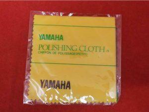 Yamaha Polishing Cloth – S