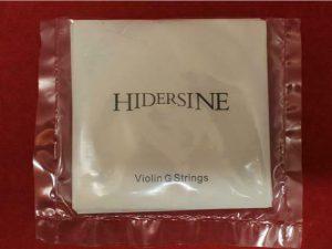 Hindersine 1/2 Violin String Set