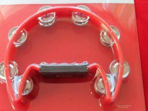 Chord Red Tambourine