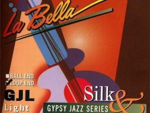 La Bella Gypsy Jazz Series Light GJL