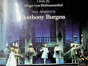 Richard Strauss Der Rosenkavalier : comedy for music in three acts
