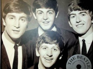 The Beatles history in photographs