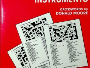 All About Instruments: Crosswords: VOL 2 (All About… Crossword)