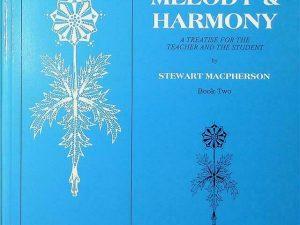 Melody and Harmony Book 2: Bk. 2