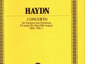 Trumpet Concerto in Eb Major, Hob.VIIe: I. Miniature Score