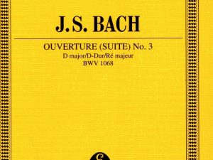 Overture Suite No. 3 Bach