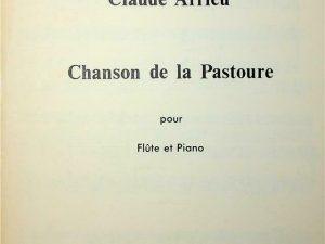Chanson de la Pastoure