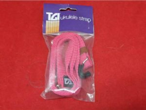 TGI Ukelele Strap, Pink