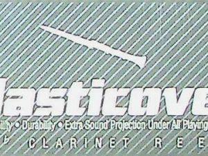 Plasticover Bb Clarinet Reeds 3.5 Qty 6