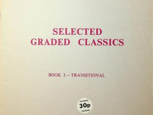 Selected Graded Classics Book 3 Transitional
