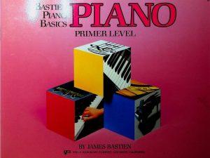 Batien Piano Basics, Piano, Primer Level