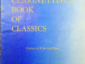The Clarinettist's Book Of Classics