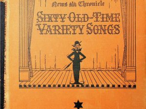 Song Book No 2 Sixty Old Time Variety Songs